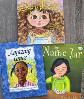 Books are a great way to teach your students about fairness