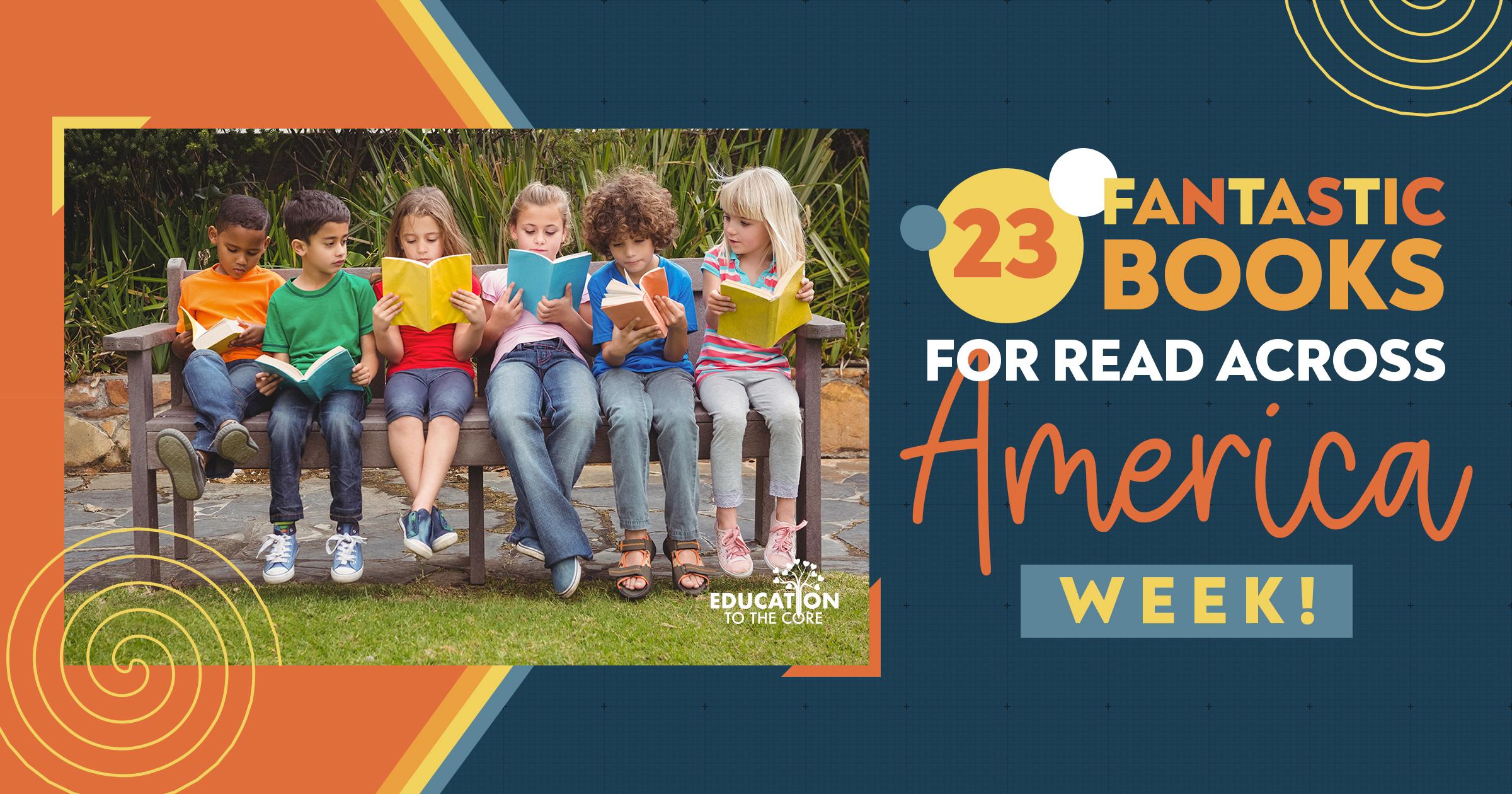23 Fantastic Books for Read Across America Week!