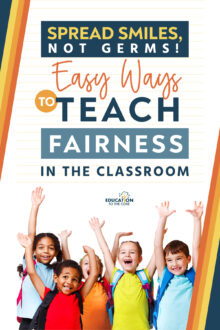 easy ways to teach fairness title graphic