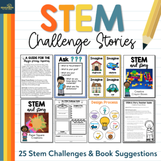 STEM Challenge Stories