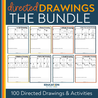 100 Directed Drawings: The Bundle