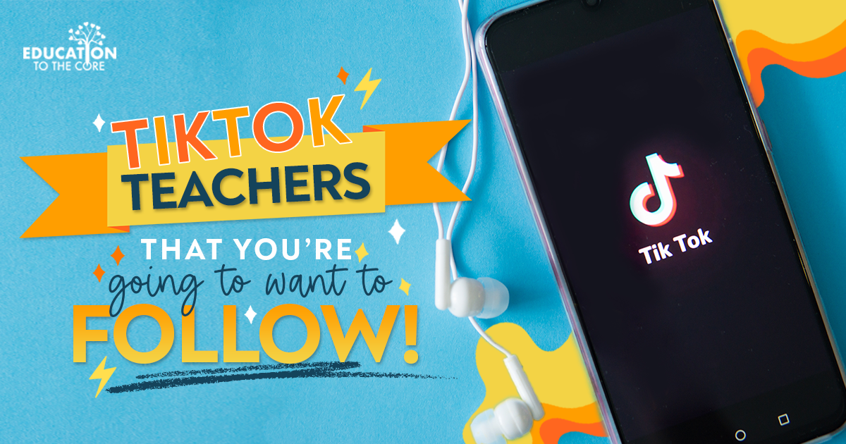 TIKTOK TEACHERS (That You're Going to Want to Follow!)