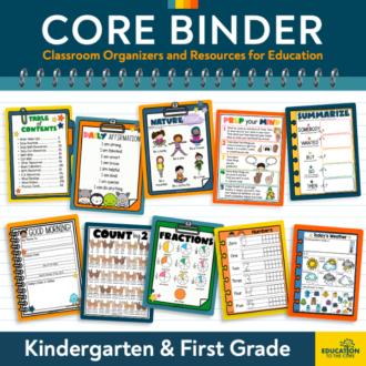 CORE Binder