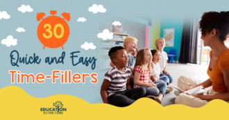 30 Quick and Easy Time-Fillers