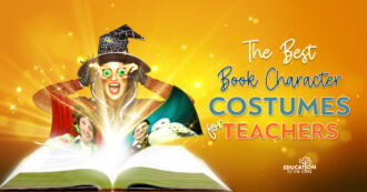 The Best Book Character Costumes for Teachers